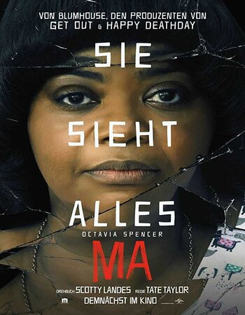 Ma (2019) English 480p HDRip x264 300MB ESubs Movie Download