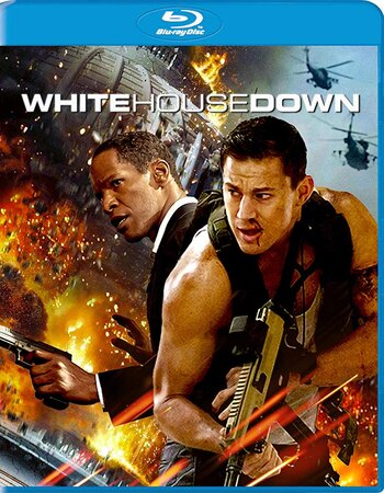 White House Down (2013) Dual Audio Hindi 720p BluRay ESubs