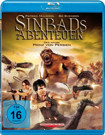 7 Adventures of Sinbad (2010) Dual Audio Hindi 720p BluRay ESubs Free Download