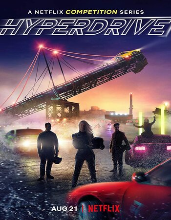 Hyperdrive S01 COMPLETE 720p WEB-DL Dual Audio in Hindi English