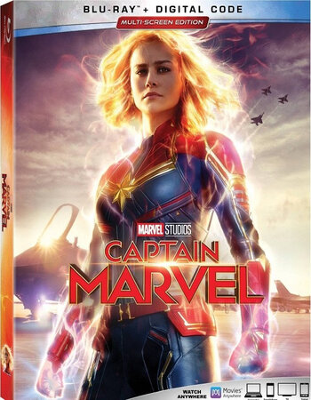 Captain Marvel (2019) Dual Audio Hindi ORG 1080p BluRay x264 ESubs Movie Download