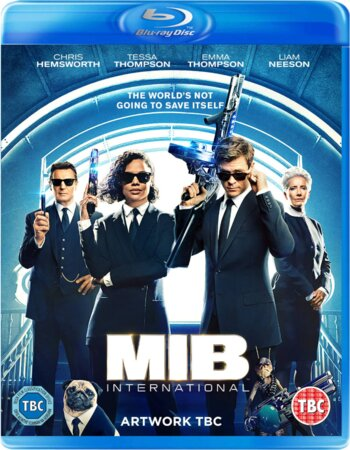 Men in Black International (2019) Dual Audio Hindi ORG 720p BluRay ESubs Movie Download