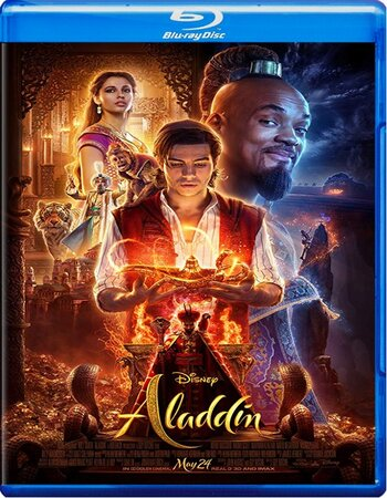 Aladdin 2019 1080p BluRay x264 6CH 2.1GB ESubs