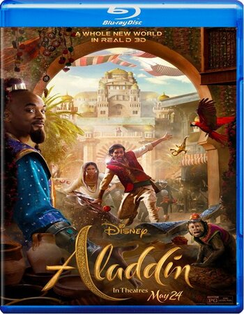 Aladdin 2019 720p BluRay Dual Audio In Hindi English