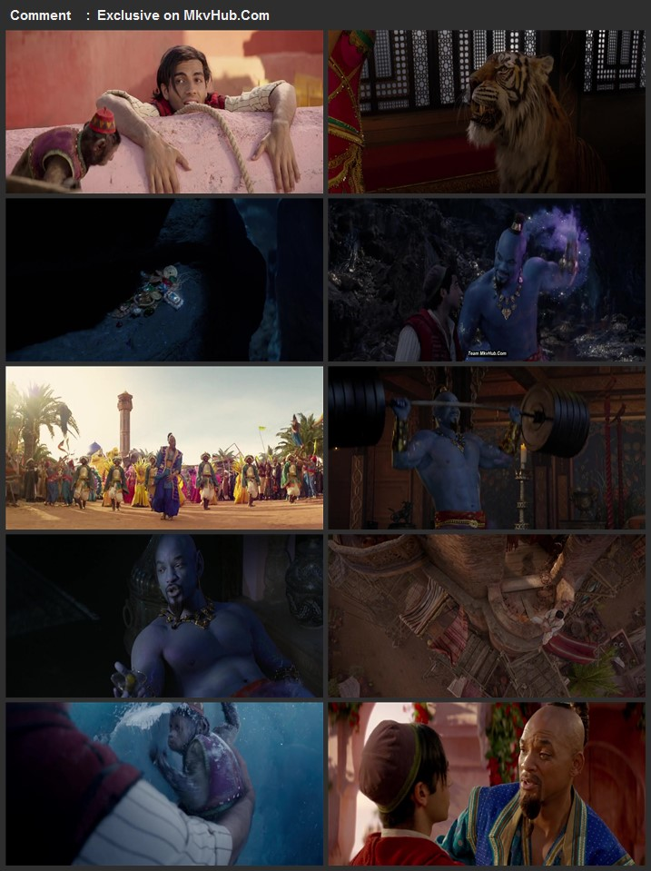 Aladdin 2019 1080p BluRay Full Movie Download