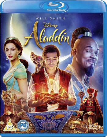 Aladdin (2019) Dual Audio Hindi 480p BluRay x264 400MB ESubs Movie Download