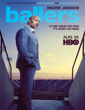 Ballers S05 Complete 720p WEB-DL x264 ESubs