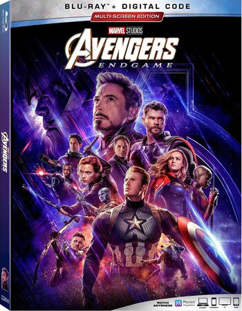 Avengers Endgame (2019) Dual Audio Hindi ORG 720p BluRay