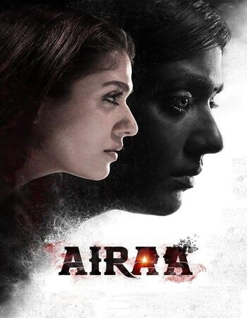 Airaa (2019) Hindi 480p HDRip x264 300MB ESubs Movie Download