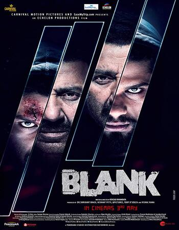 Blank 2019 1080p WEB-DL Full Hindi Movie Download