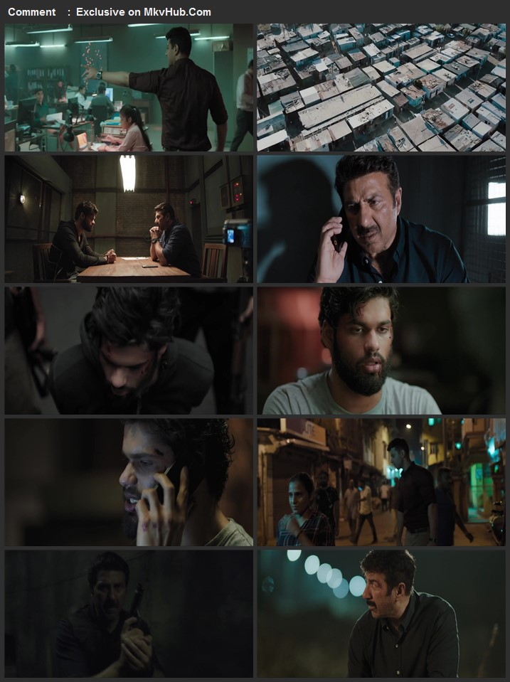 Blank 2019 720p WEB-DL Full Hindi Movie Download
