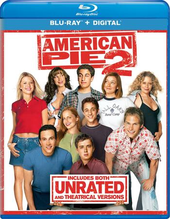 American Pie 2 (2001) UNRATED Dual Audio Hindi 720p BluRay ESubs Movie Download