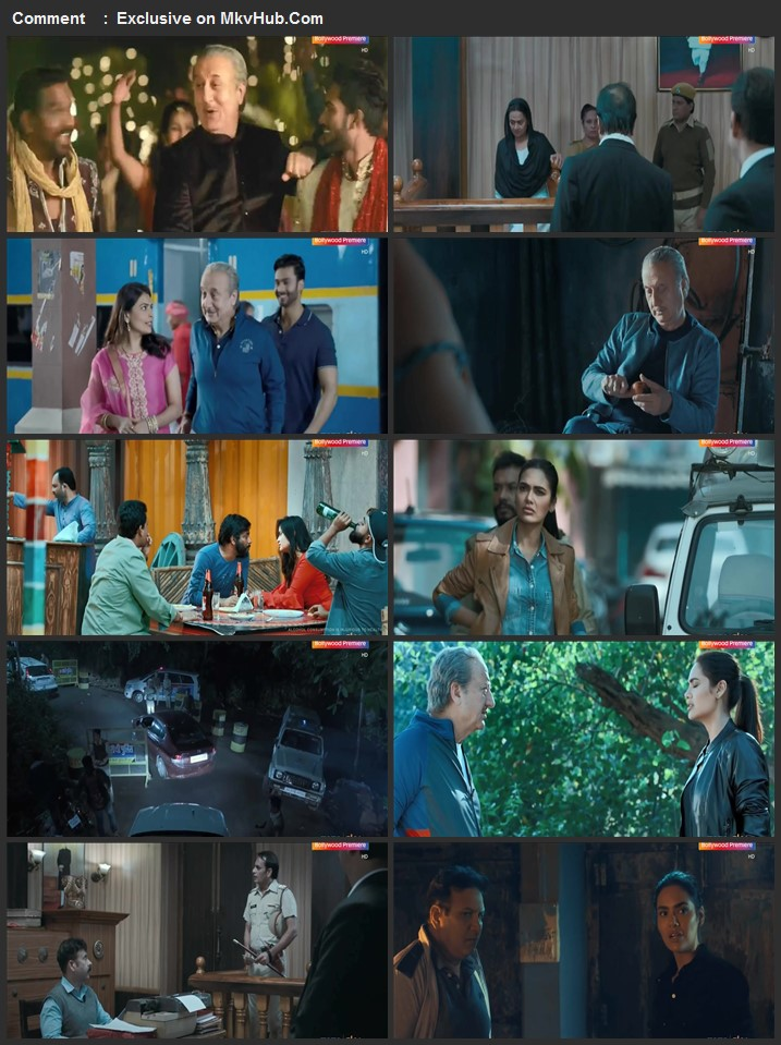 One Day Justice Delivered 2019 720p HDTV Full Hindi Movie Download