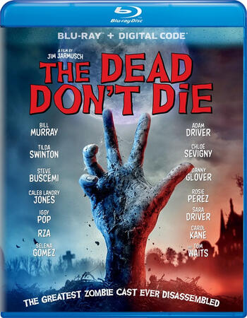 The Dead Dont Die (2019) English 720p BluRay x264 800MB ESubs Movie Download
