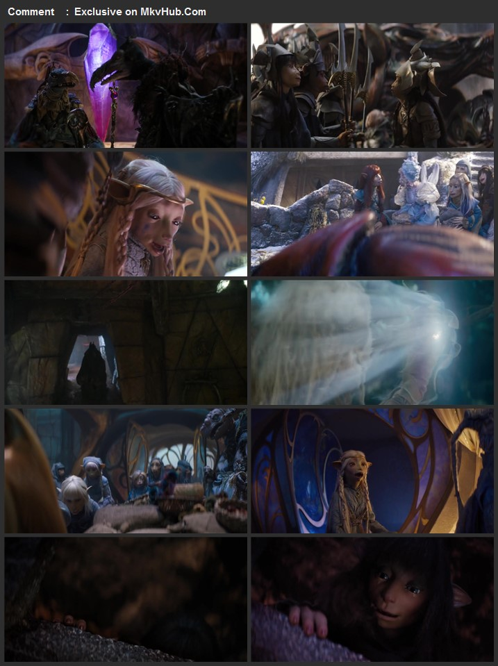 The Dark Crystal Age of Resistance S01 COMPLETE 720p WEB-DL Full Show Download