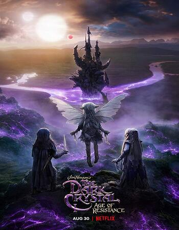 The Dark Crystal Age of Resistance S01 COMPLETE 720p WEB-DL x264 4.2GB MSubs
