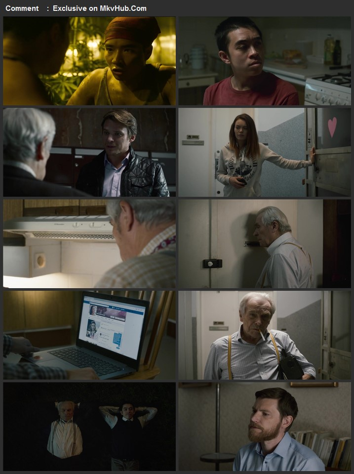Na strese 2019 720p WEB-DL Full Czech Movie Download