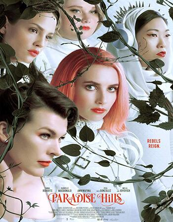 Paradise Hills 2019 720p HDRip Full English Movie Download