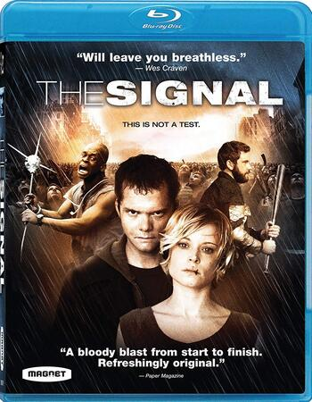 The Signal 2007 720p BluRay ORG Dual Audio In Hindi English