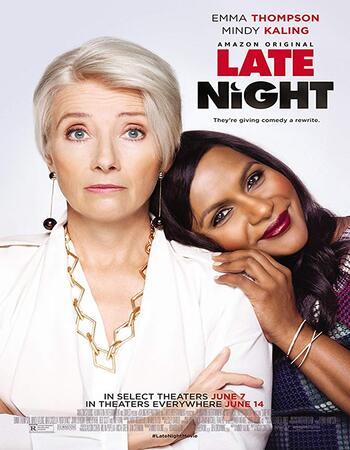 Late Night 2019 1080p WEB-DL Full English Movie Download