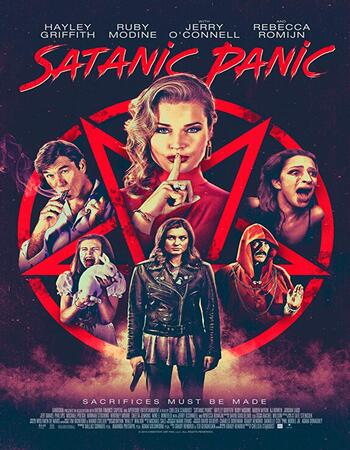 Satanic Panic 2019 720p WEB-DL Full English Movie Download