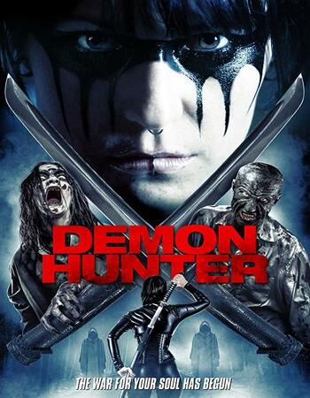 Demon Hunter (2016) Dual Audio Hindi 720p WEB-DL 750MB Movie Download