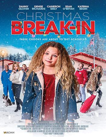 Christmas Break-In 2018 720p WEB-DL Full English Movie Download