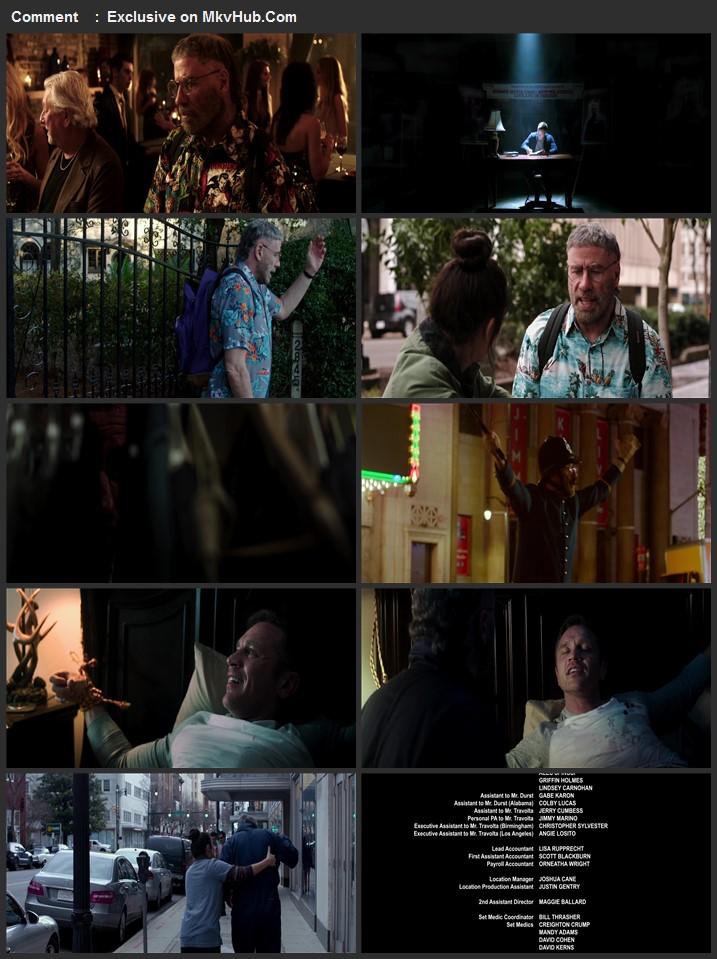 The Fanatic 2019 1080p WEB-DL Full English Movie Download