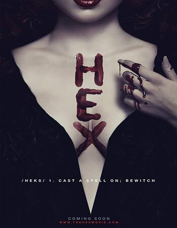 Hex 2018 720p WEB-DL Full English Movie Download