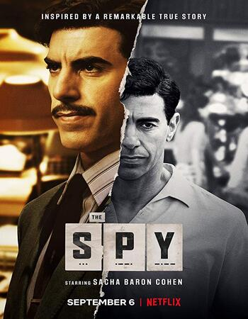 The Spy S01 COMPLETE 720p WEB-DL Dual Audio in Hindi English