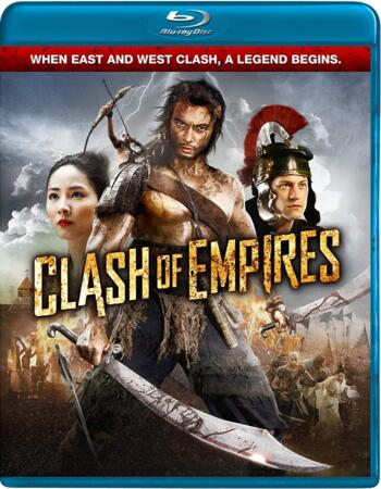 Clash of Empires (2011) Dual Audio Hindi 480p BluRay 350MB ESubs Movie Download