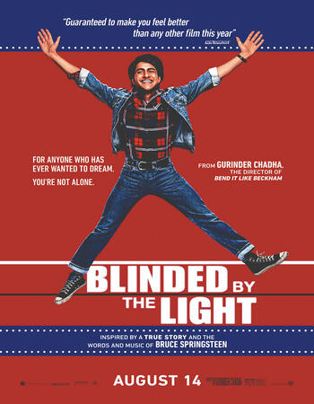 Blinded by the Light 2019 English 480p WEB-DL 400MB With Subtitle