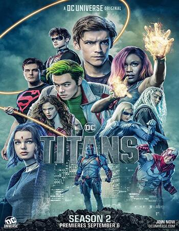 Titans S02 Complete 720p WEB-DL Full Show Download