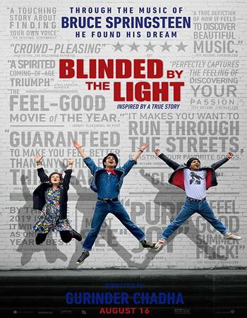 Blinded by the Light (2019) English 720p WEB-DL 950MB ESubs Movie Download