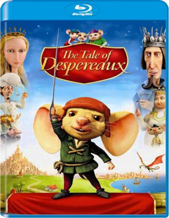 The Tale of Despereaux (2008) Dual Audio Hindi BluRay 480p ESubs 300MB