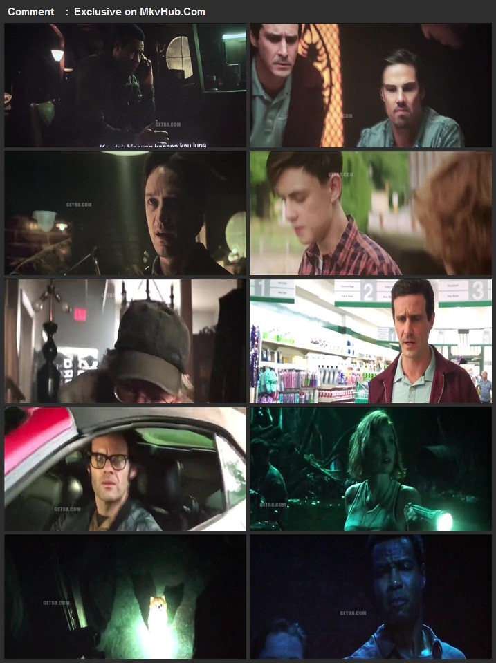 It Chapter Two 2019 720p HDCAM Dual Audio in Hindi English