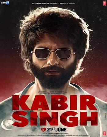 Kabir Singh 2019 1080p WEB-DL Full Hindi Movie Download