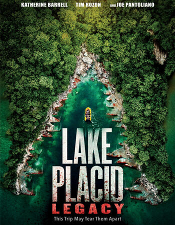 Lake Placid Legacy (2016) Dual Audio Hindi 480p WEB-DL 300MB ESubs Movie Download