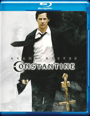Constantine (2005) Dual Audio Hindi 720p BluRay x264 1GB ESubs Movie Download