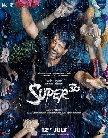 Super 30 2019 1080p WEB-DL Full Hindi Movie Download