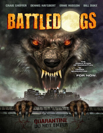 Battledogs (2013) Hindi Dubbed 720p WEB-DL x264 650MB ESubs Free Download