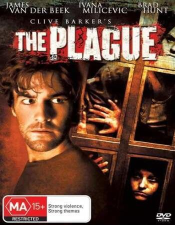The Plague (2006) Dual Audio Hindi 480p HDRip x264 300MB ESubs Movie Download