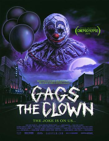 Gags The Clown 2018 1080p WEB-DL Full English Movie Download