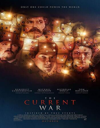 The Current War 2019 1080p HDRip Full English Movie Download