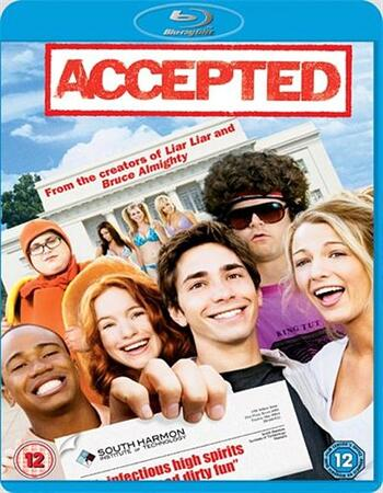 Accepted (2006) Dual Audio Hindi 720p BluRay x264 900MB ESubs Movie Download