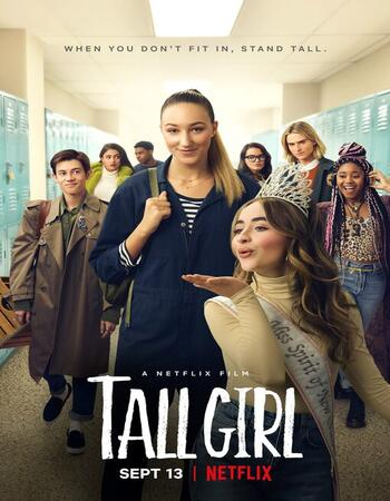 Tall Girl 2019 720p WEB-DL Dual Audio in Hindi English