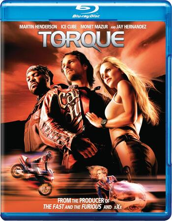 Torque (2004) Dual Audio Hindi 480p BluRay x264 250MB Movie Download