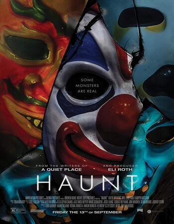 Haunt 2019 720p WEB-DL Full English Movie Download