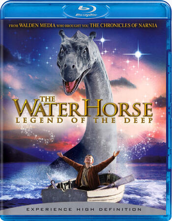 The Water Horse (2007) Dual Audio Hindi 480p BluRay 350MB ESubs
