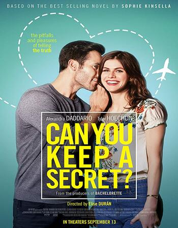 Can You Keep a Secret 2019 1080p WEB-DL Full English Movie Download
